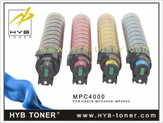 Ricoh MPC4000 toner cartridge