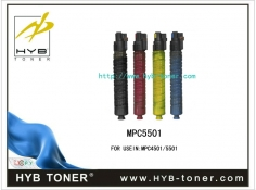 Ricoh MPC5501 toner cartridge
