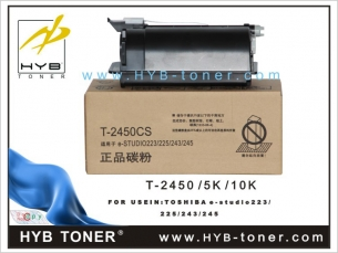 TOSHIBA T24505K  toner cartridge